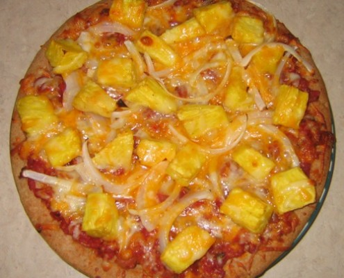 How To Make Hawaiian Pizza