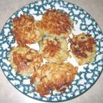 how to make potato pancakes latkes recipe