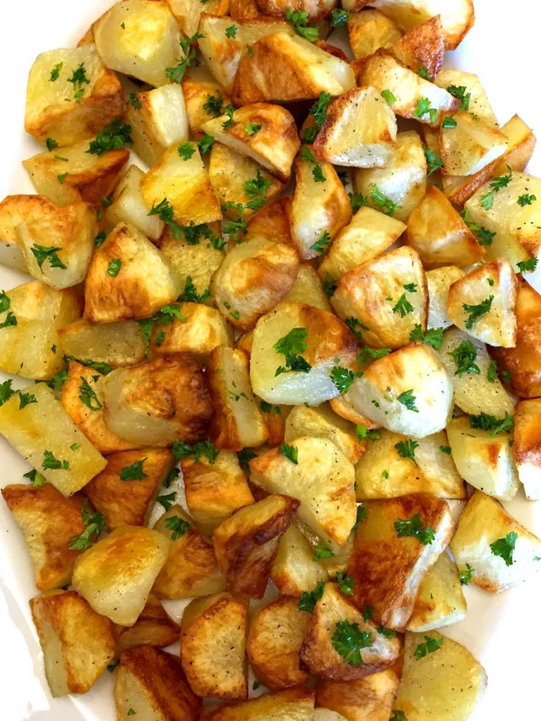 Best Roasted Potatoes Recipe