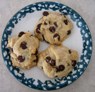 Easy chocolate chip cookie recipe metric