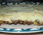 using leftover chicken for shepherds pie