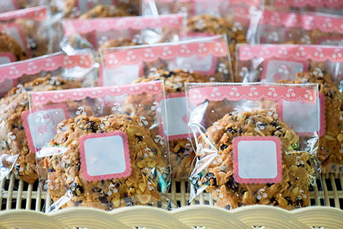 Cookies Individually Wrapped For Bake Sale