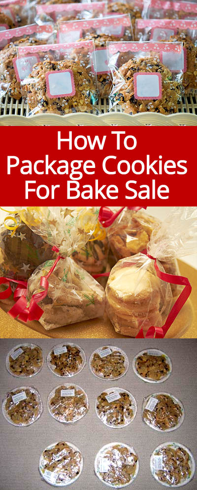 Christmas Packaging For Baked Goods