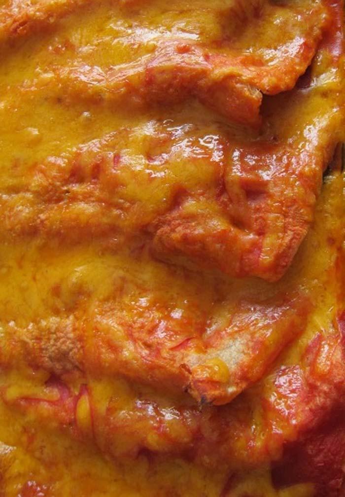 Mexican Beef Enchiladas Recipe – Melanie Cooks