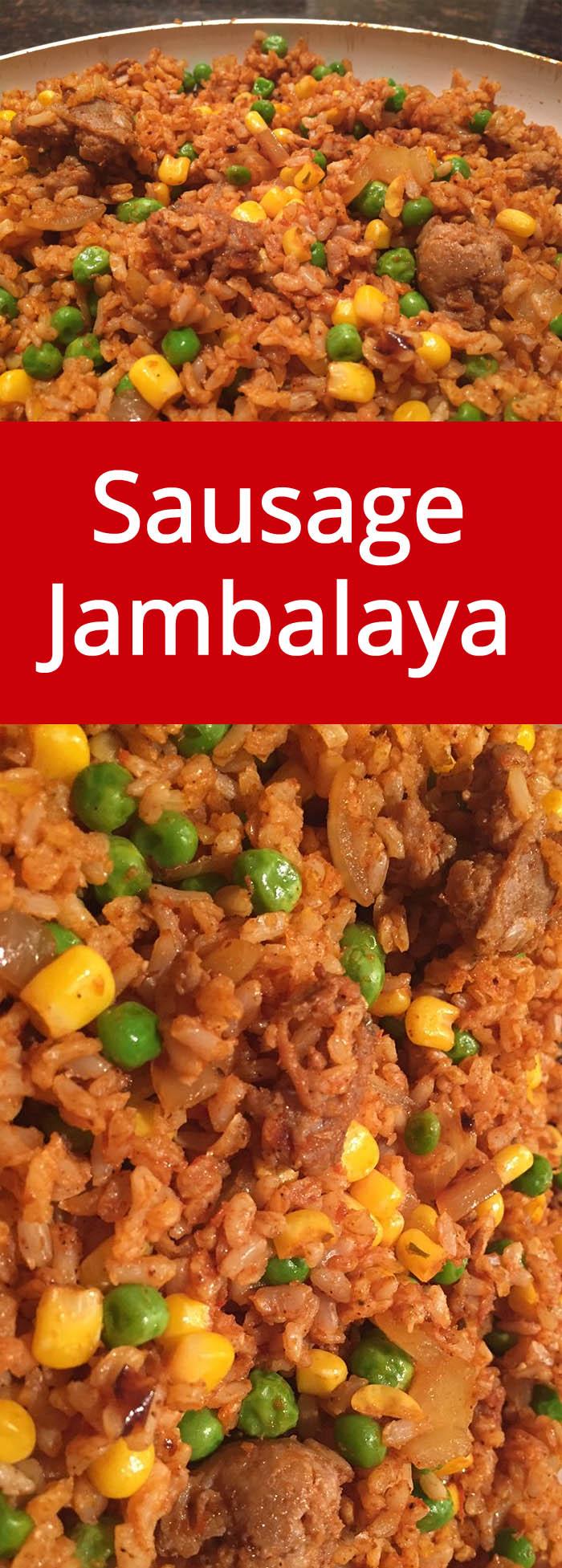 how to cook jambalaya rice