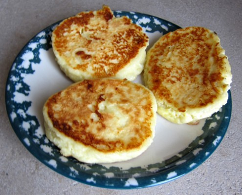 russian cheese pancakes syrniki