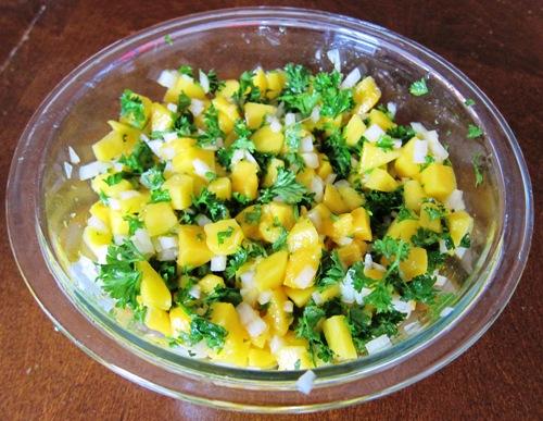 mango salsa recipe picture