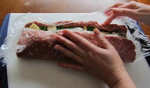 Easy rolled meatloaf recipes