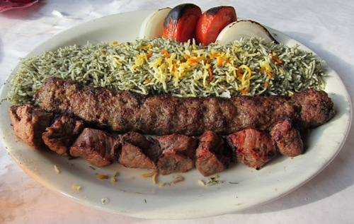Persian+ground+beef+kebab+recipe