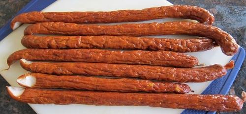 picture of kabanas sausage