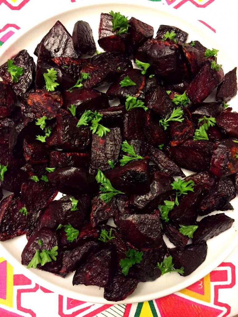 Best Ever Roasted Beets