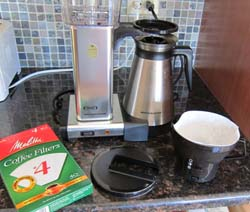 Cooks Coffee Maker Filter Basket : How To Make Coffee In A Coffee Maker Melanie Cooks