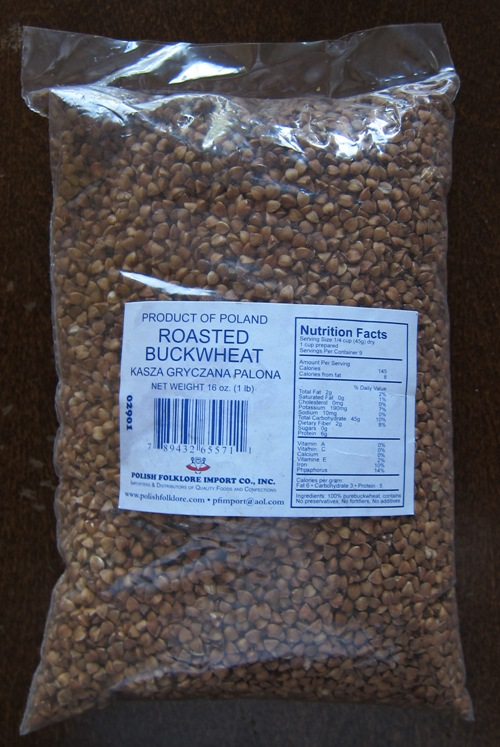 buckwheat package