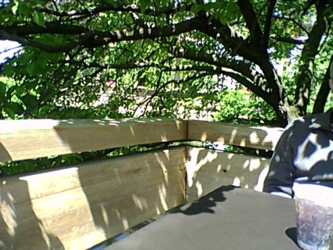 Chicago Botanic Garden Cafe Menu