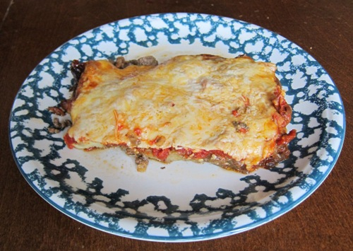 How To Make Gluten-Free Eggplant Lasagna
