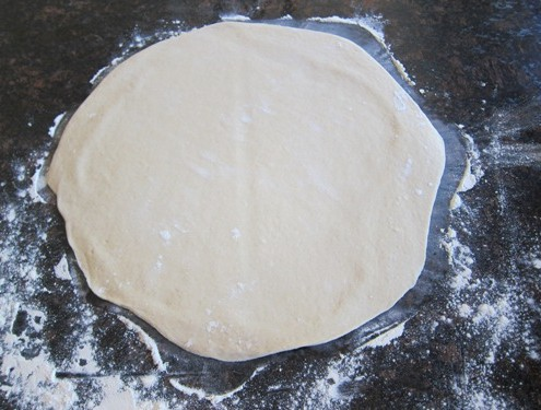 How To Roll Out Pizza Dough