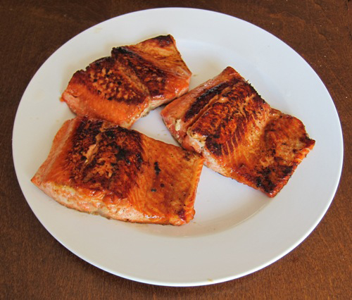 how to make salmon teriyaki
