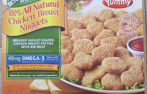 costco chicken nuggets