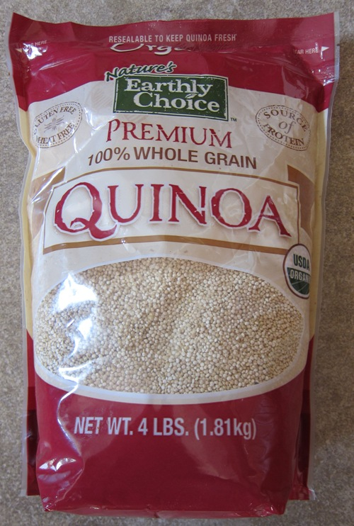 organic quinoa at costco july 25 2012 1 comment in costco foods by    Quinoa Rice Costco