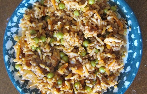 Cajun Dirty Rice Recipe With Ground Beef