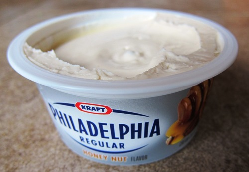 philadelphia honey nut cream cheese