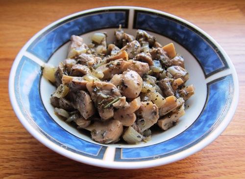 easy homemade marinated mushrooms recipe
