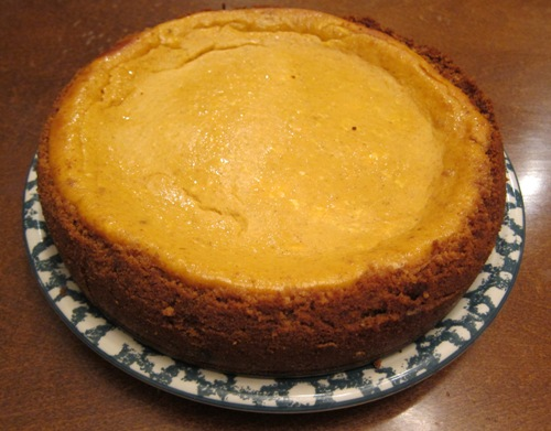 how to make the best pumpkin cheesecake melanie cooks