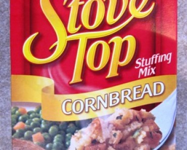 Package Of Cornbread Stuffing Mix