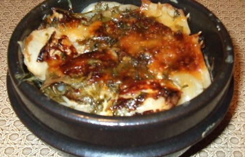 chicken in a clay pot