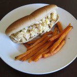 chicken salad sub recipe