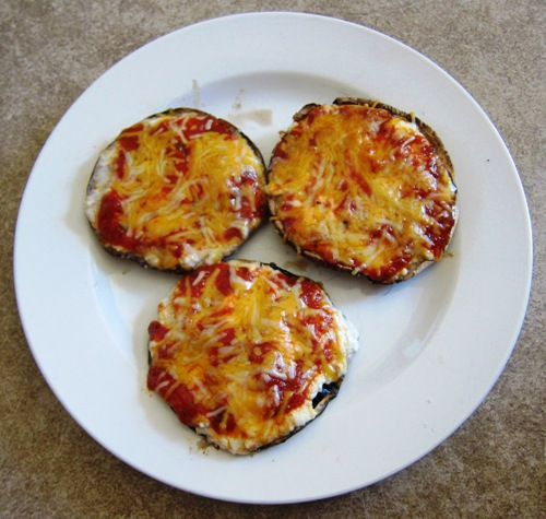 portobello pizza uses the portobello mushroom as a pizza base if you ...