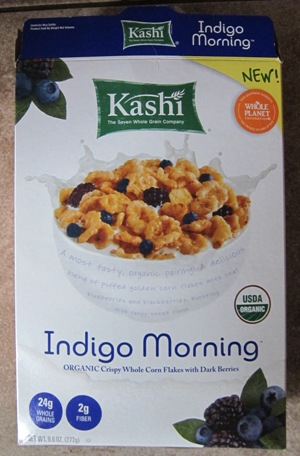 Kashi Indigo Morning Cereal