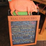 real urban bbq restaurant specials