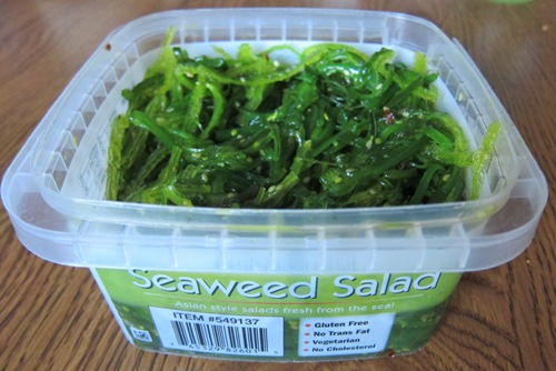 Seaweed Salad From Costco