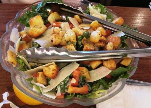 Lou Malnati's Cesar Salad