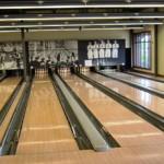 pinstripes bowling