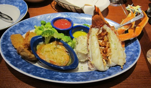 red lobster ultimate feast photo