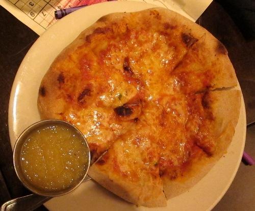 wildfire cheese pizza kids menu