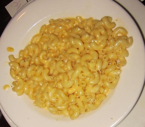 wildfire mac n cheese from kids menu
