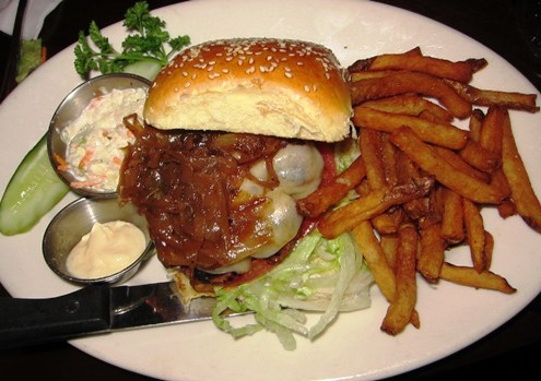 wildfire turkey burger
