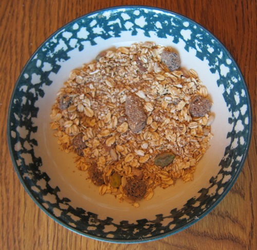 be real cereal - dry cereal in a bowl