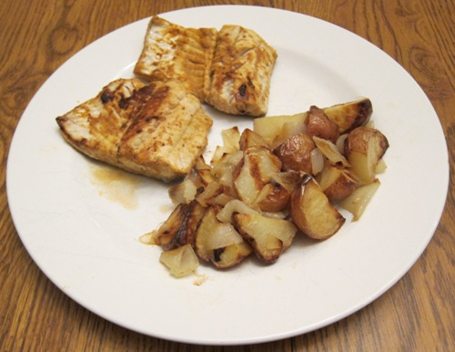 rockfish recipe