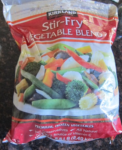 costco kirkland frozen stir fry vegetables