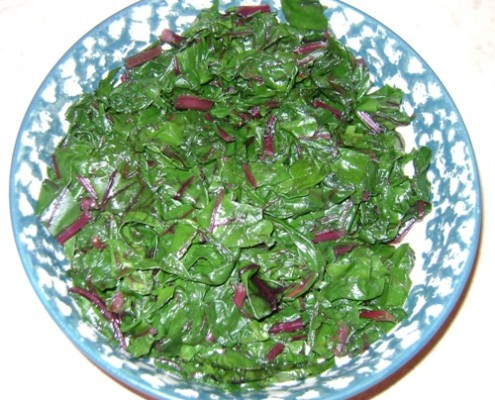 how to cook beet greens recipe