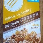 bear naked nut cluster crunch cereal package