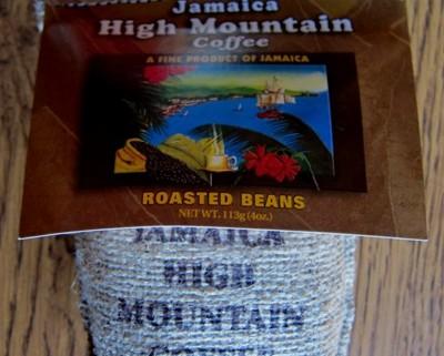 jamaican high mountain coffee
