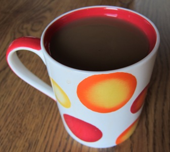 cup of jamaican coffee