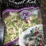 costco sweet kale salad package