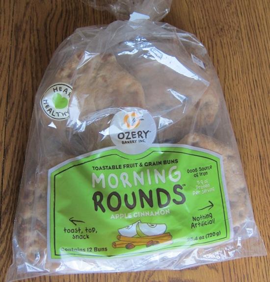 ozery morning rounds package