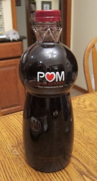 pom wonderful pomegranate juice costco bottle